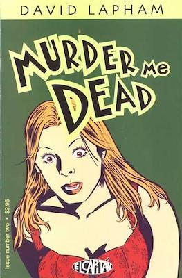 Murder Me Dead (Comic Book) #2