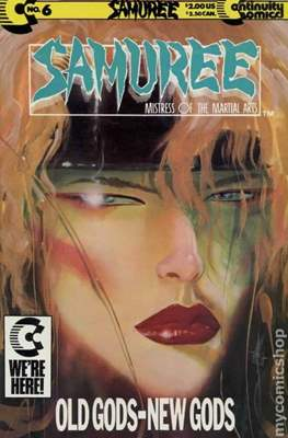 Samuree (1987-1991) (Comic Book 32 pp) #6