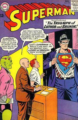 Superman Vol. 1 / Adventures of Superman Vol. 1 (1939-2011) (Comic Book) #173