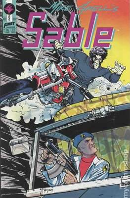 Mike Grell's Sable (1990) (Grapa) #9