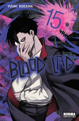 Blood Lad (Rústica con sobrecubierta) #15