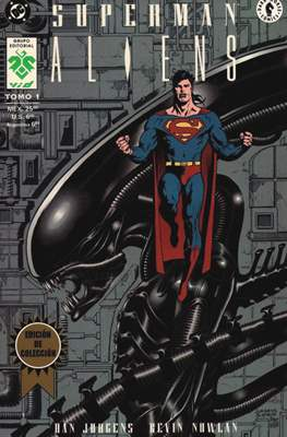 Superman / Aliens (Rustica) #1