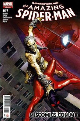 The Amazing Spider-Man (2016-2019) (Grapa) #17