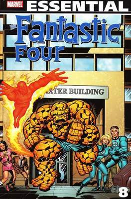 The Essential Fantastic Four (Softcover) #8