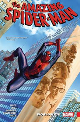 The Amazing Spider-Man Vol. 4 (2015) (Softcover) #8