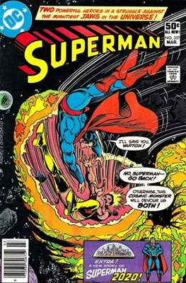Superman Vol. 1 / Adventures of Superman Vol. 1 (1939-2011) (Comic Book) #357