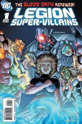 Legion of Super-Villian