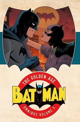 Batman: The Golden Age Omnibus (Hardcover 824 pp) #5