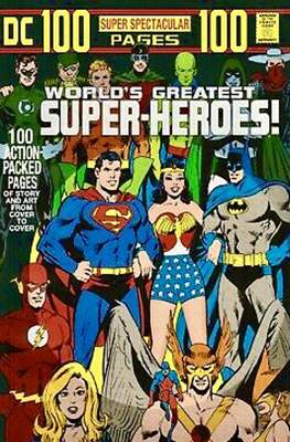 DC 100 Page Super Spectacular World's Greatest Super-Heroes