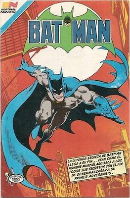 Batman (Grapa. Serie Avestruz) #15