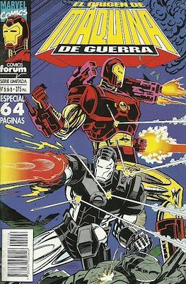 Máquina de Guerra: El origen (1994) (Grapa 48-64 pp) #6