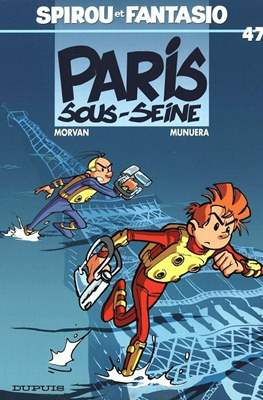 Les aventures de Spirou et Fantasio #47