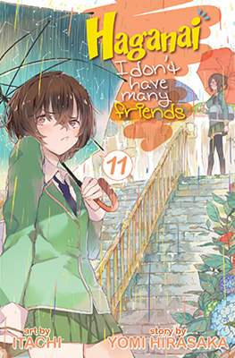 Haganai - I Don't Have Many Friends (Paperback) #11