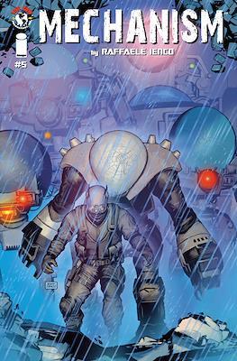 Mechanism (Comic-book) #5