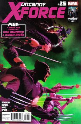 Uncanny X-Force Vol. 1 (2010-2012) (Grapa) #25
