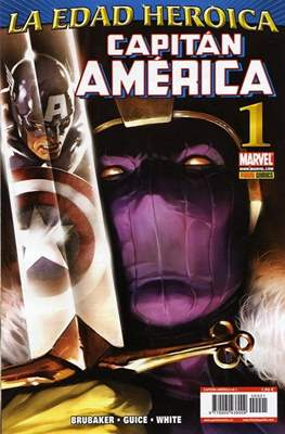 Capitán América Vol. 8 (2011-) (Grapa) #1