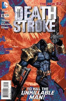 Deathstroke (2011-2013) (Comic Book) #16