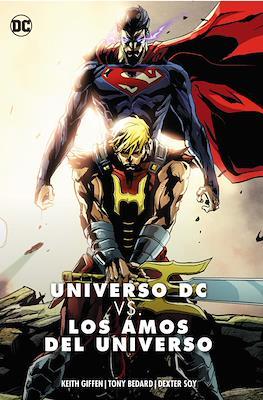 Universo DC vs. Los Amos del Universo