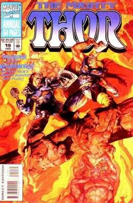 The Mighty Thor Annual (1966-1994) (Comic Book) #19