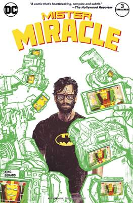 Mister Miracle (Vol. 4 2017- Variant Covers) (Comic Book) #3.1
