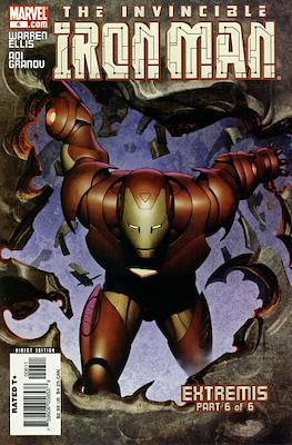 Iron Man Vol. 4 (2005-2009) #6