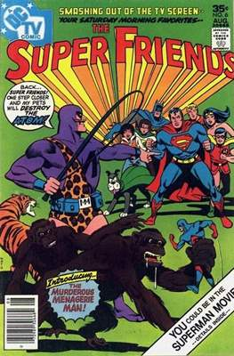 Super Friends Vol.1 (1976-1981) (Grapa, 32 págs.) #6