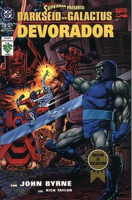 Darkseid vs Galactus: Devorador