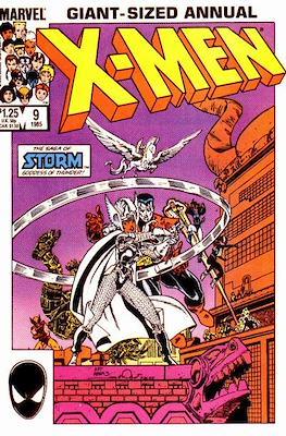 Uncanny X-Men Vol. 1 Annuals (1963-2011) #9