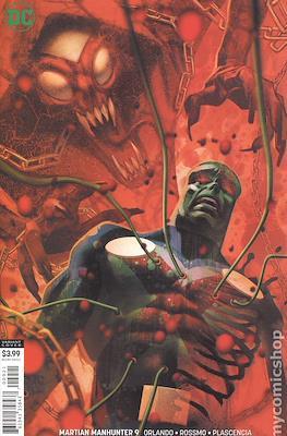 Martian Manhunter Vol. 5 (2018-...Variant Cover) (Comic Book) #9