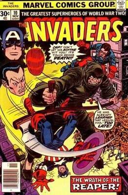 The Invaders #10