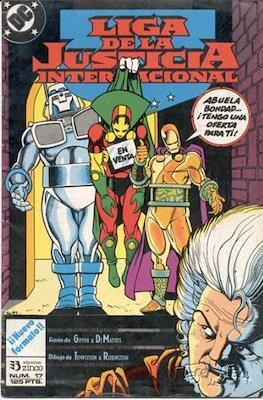 Liga de la Justicia / Liga de la Justicia internacional / Liga de la Justicia de America (1988-1992) (Grapa) #17