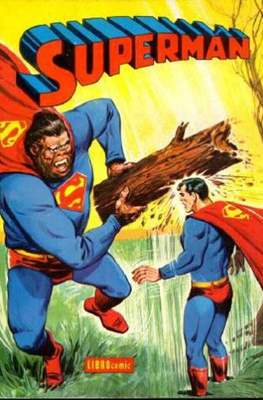 Supermán Librocómic #4