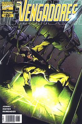 Los Vengadores vol. 3 (1998-2005) (Grapa. 17x26. 24 páginas. Color. (1998-2005).) #60