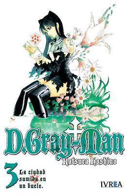 D.Gray-Man (Rústica con sobrecubierta) #3