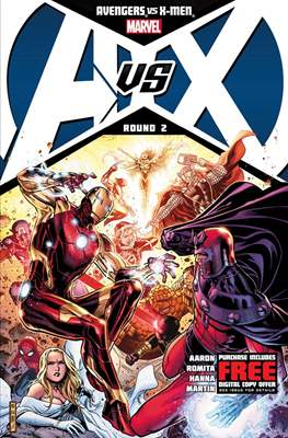 Avengers vs. X-Men (Comic-book) #2