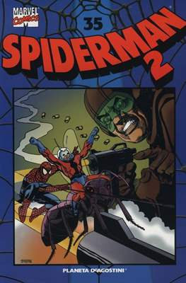 Coleccionable Spiderman Vol. 2 (2004) (Rústica, 80 pp) #35