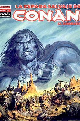 La Espada Salvaje de Conan el Bárbaro. Edición coleccionistas (Rústica. 64 páginas. B/N. (2005-2008).) #31