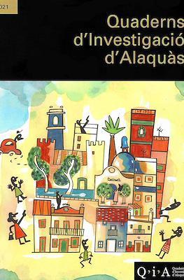Quaderns d'Investigació d'Alaquàs (Rústica) #41