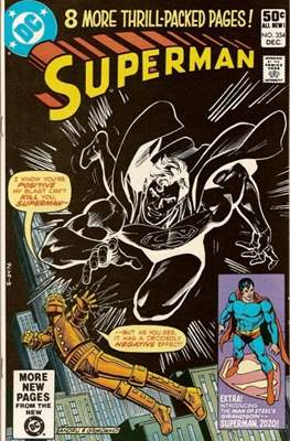 Superman Vol. 1 / Adventures of Superman Vol. 1 (1939-2011) (Comic Book) #354