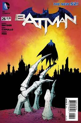 Batman Vol. 2 (2011-2016) (Comic Book) #26