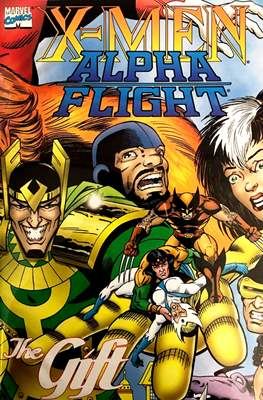 X-Men / Alpha Flight: The Gift