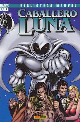 Biblioteca Marvel: El Caballero Luna (2007) #2