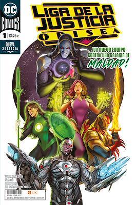 Liga de la Justicia: Odisea (Grapa) #1