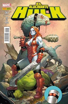 El Increíble Hulk Vol. 2 / Indestructible Hulk / El Alucinante Hulk / El Inmortal Hulk (2012-) (Comic Book) #47