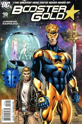 Booster Gold Vol. 2 (2007-2011) #18