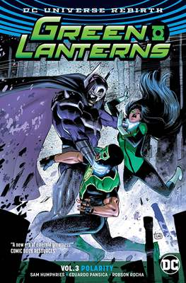 Green Lanterns Vol. 1 (2016-) #3