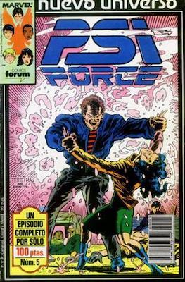 PSI Force (Grapa. 17x26. 24 páginas. Color.) #5