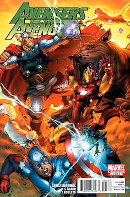 Avengers vs. The Pet Avengers (Comic Book) #3