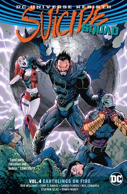 Suicide Squad Vol. 5 (Softcover) #4