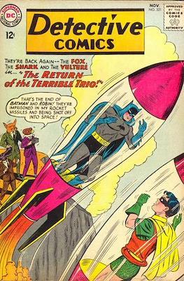 Detective Comics Vol. 1 (1937-2011; 2016-) (Comic Book) #321